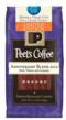 Peet's Anniversary Blend 2012 - drink a great cup, do a good thing.